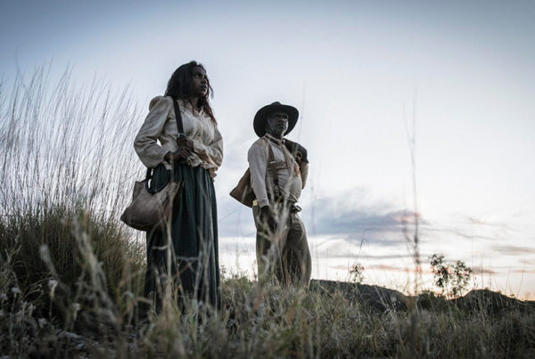 Sweet Country film Sam and Lizzie