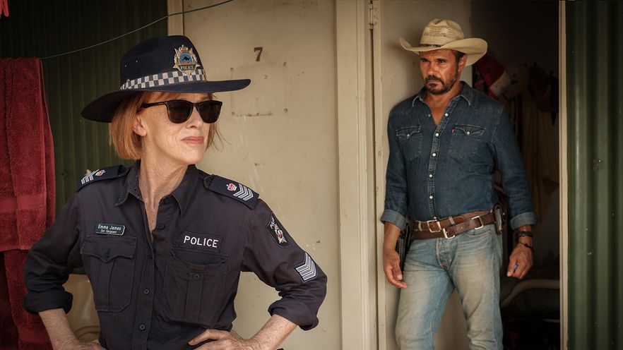 Mystery Road is highest rating show on ABC iview ever for non-children programmes