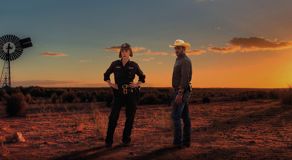 Mystery Road wins the Logie for Most Popular Drama Program