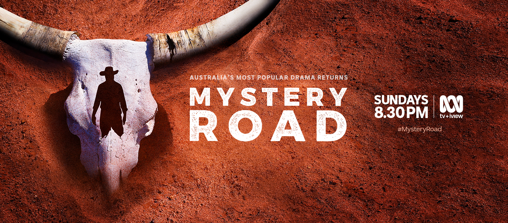 Mystery Road Season 2 premieres on ABC TV Sunday April 19