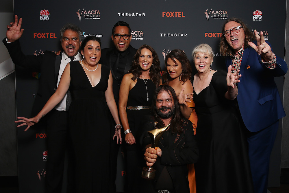 Mystery Road Series 2 Wins AACTA for Best Drama Series