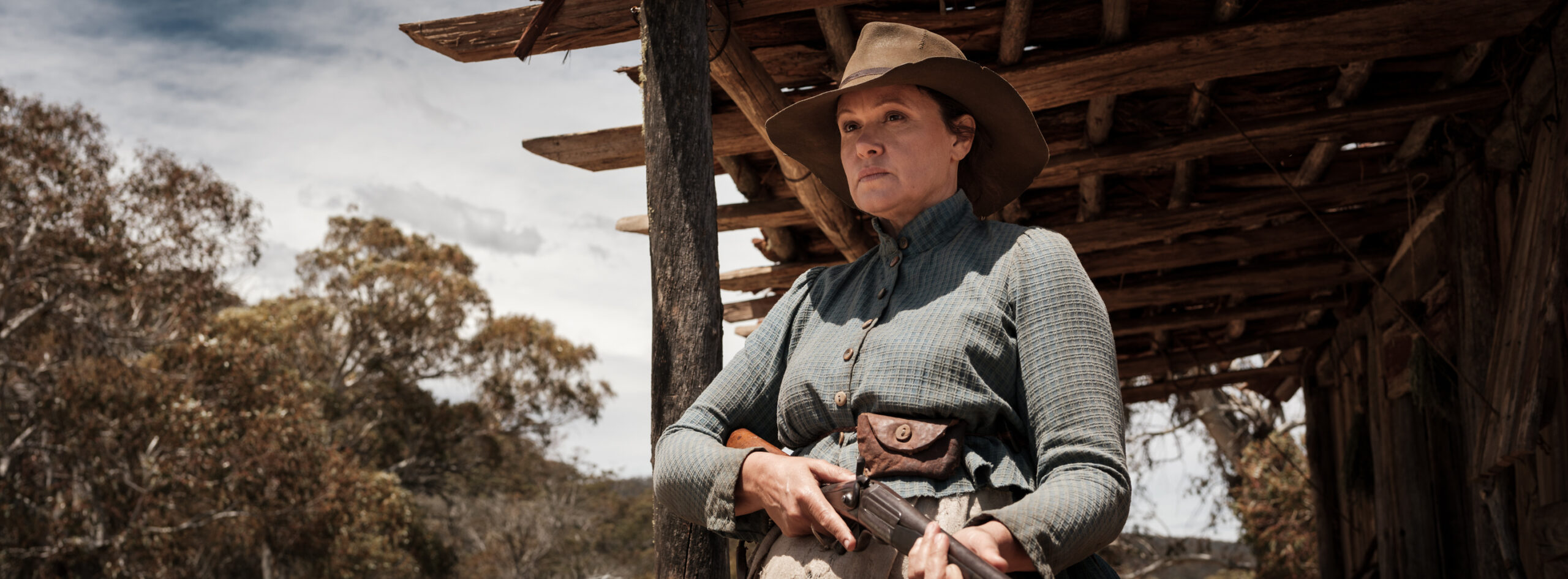 The Drover's Wife The Legend of Molly Johnson Acquired by Samuel Goldwyn Films For North America