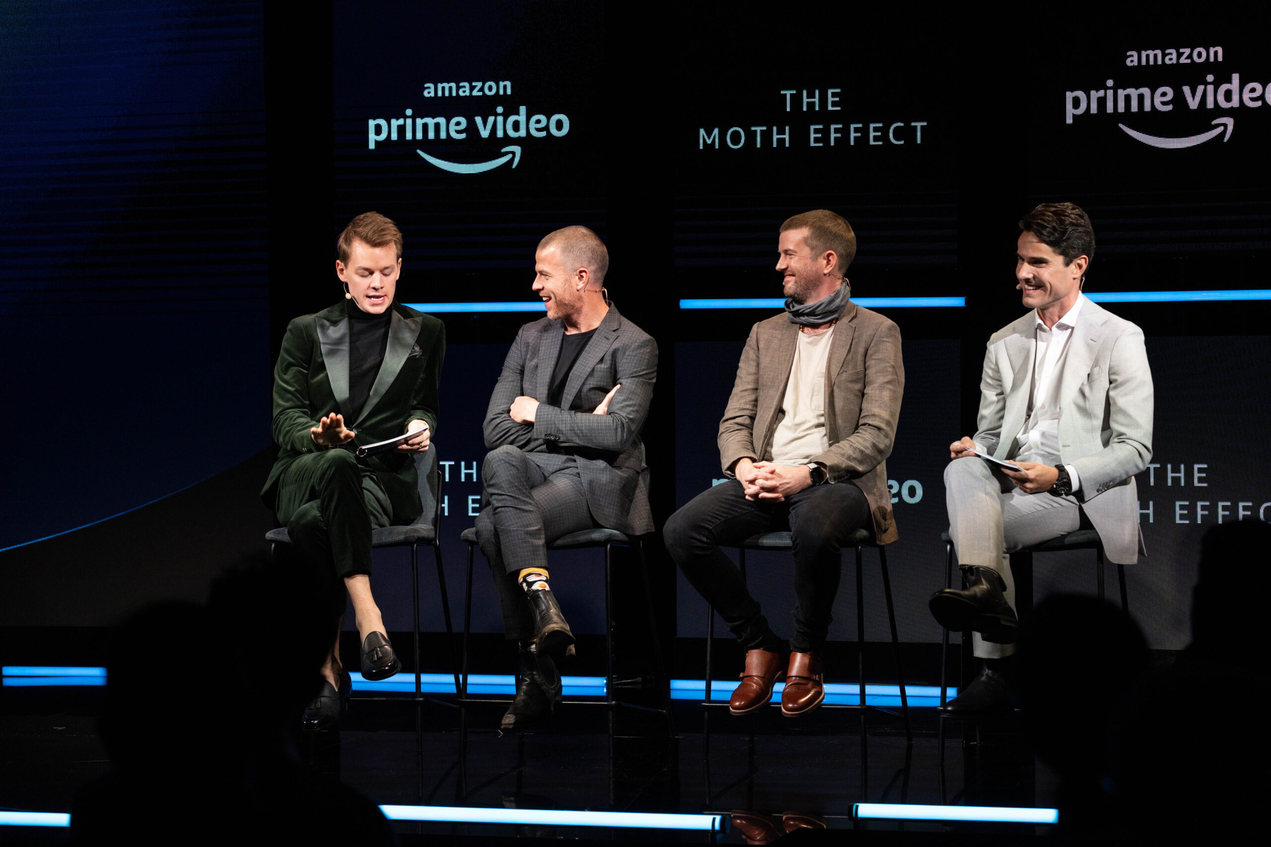 The Moth Effect premieres on Amazon July 30